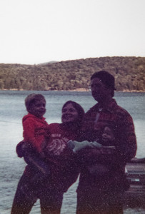 Indian Lake w/Thompsons  1981