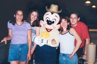 Disney World 1998