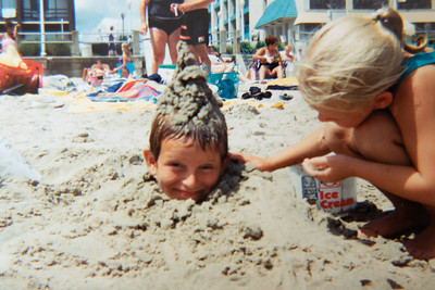 Virginia Beach w/Thompsons 1994