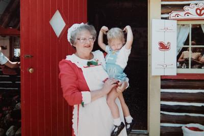 Santa's Workshop 1983