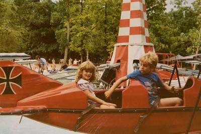 Marisa & Christopher 1986