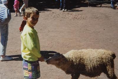 Catskill Game Farm 1991