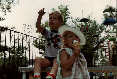 Great Escape 1983 - Marisa & Christopher
