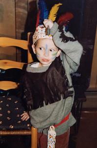 Michael  - Halloween 1989