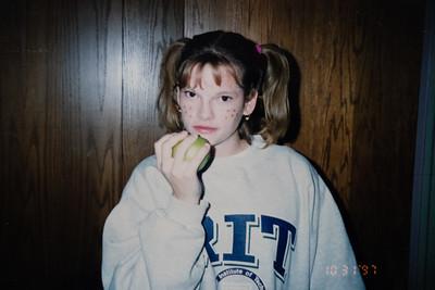 Marisa - Halloween 1997