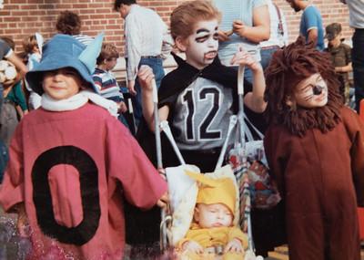 Colonie Halloween Parade 1984