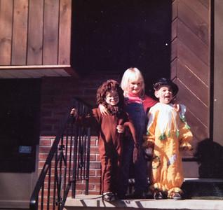 Marisa, Kelly & Matthew 1984