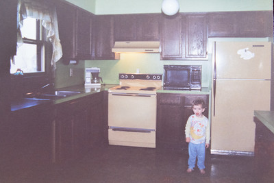 Kitchen Reno 1988