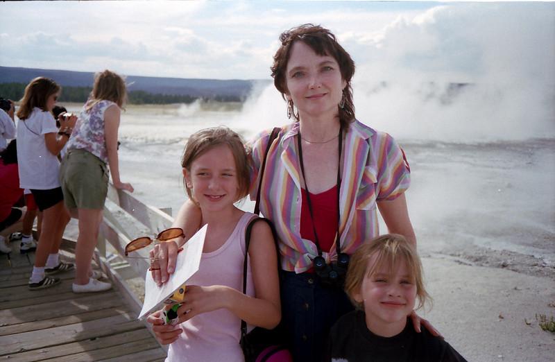 Yellowstone 1994