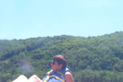 Tubing on the Potomac - July 2007