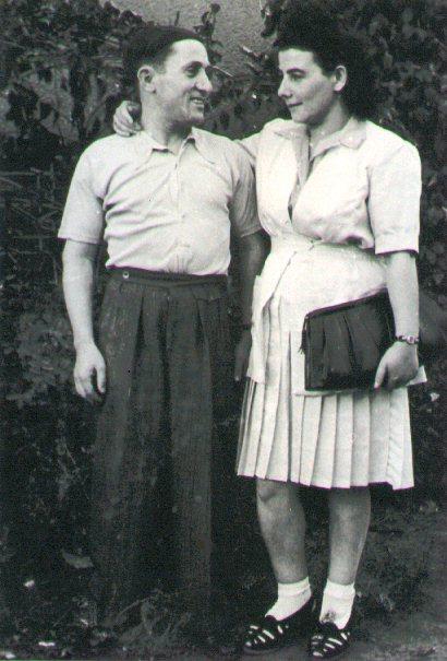 Zalman and Mania Friedman