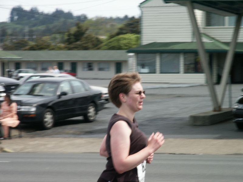 Run, Pam, run!