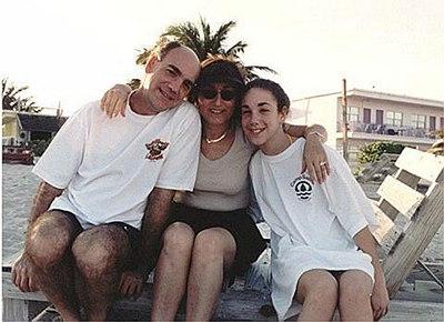 Harvey, Rose and Jen in Miami