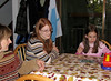 Playing Attack UNO after Thanksgiving Dinner, Nov. 23, 2006