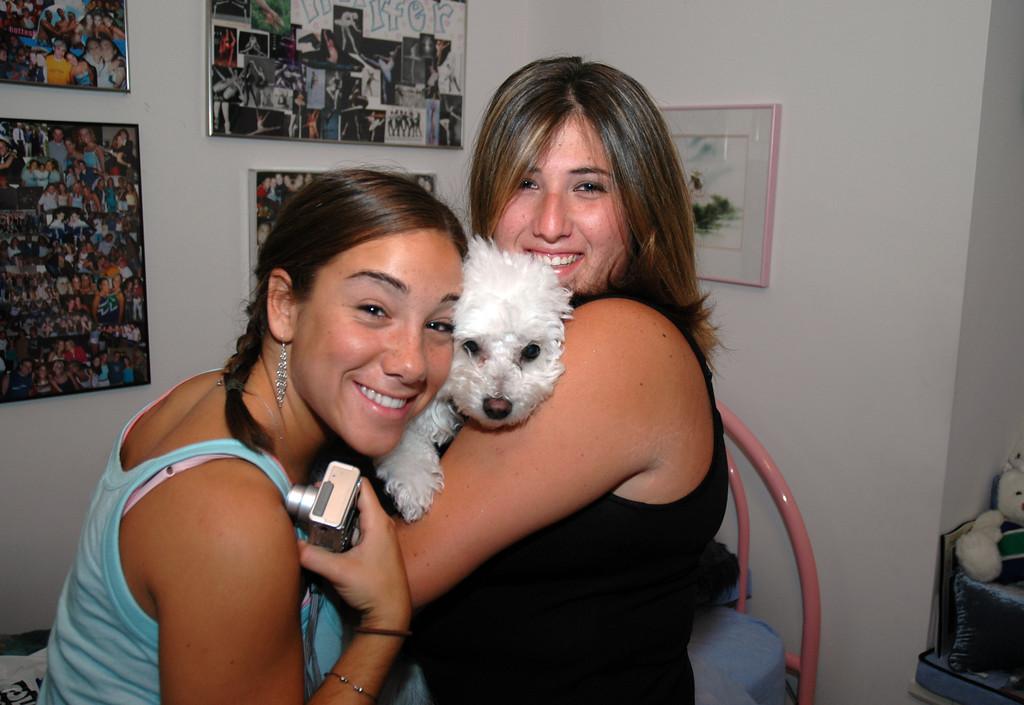 Jen, Kim and Micki