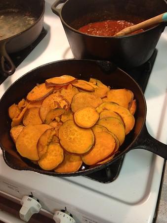 Foodstuff and things I make