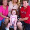 Four Generations: Helen, Kristin, Josie, and Sandy