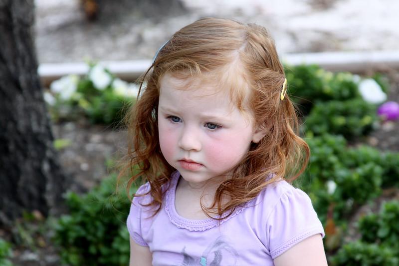 Josie, March, 2013