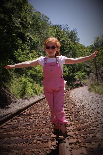 Josie in Carolina 2016