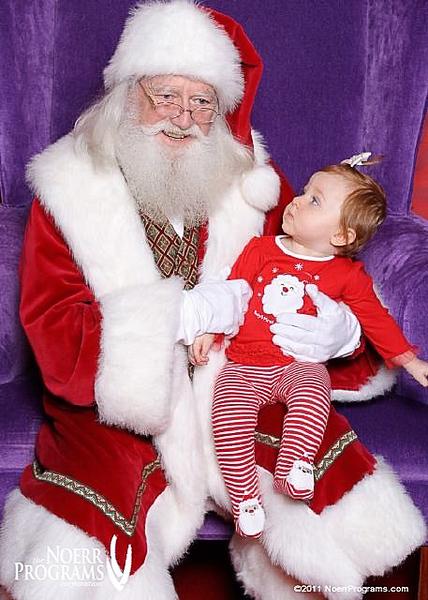Josie's first Christmas