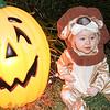 Josie's first Halloween