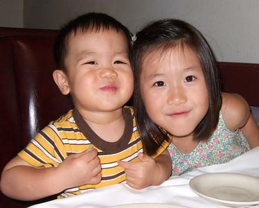 2007-12-02 Eating dim sum at Tien Hong