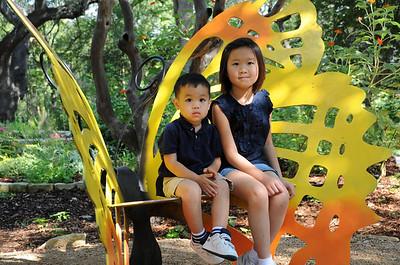2008-09-22 At Zilker Botanical Gardens