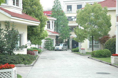 Our street.....