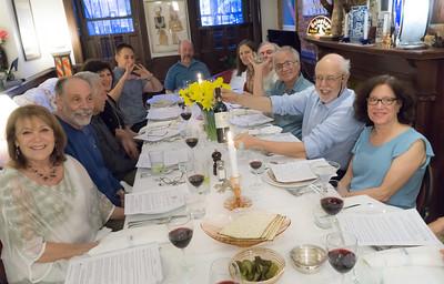 Our Seder. No 1 view.