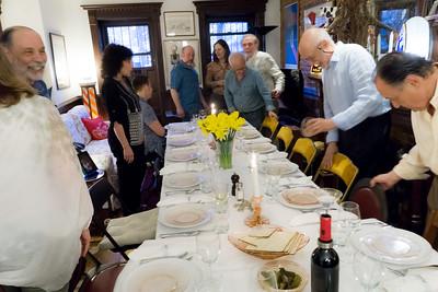 Tutti a tavola a mangiare!