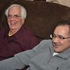 Scott Sr. and Scott Jr Basinger