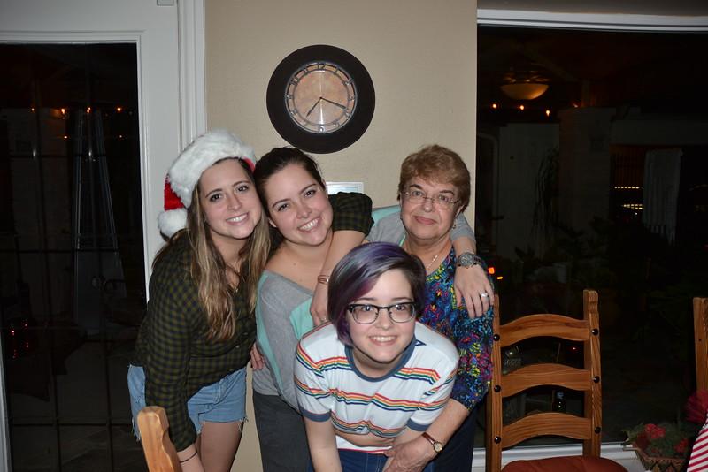 Alexis, Allyssa, Nila and Audrey