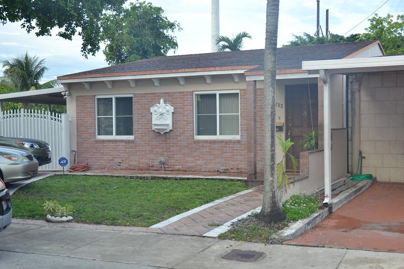 Nano's house