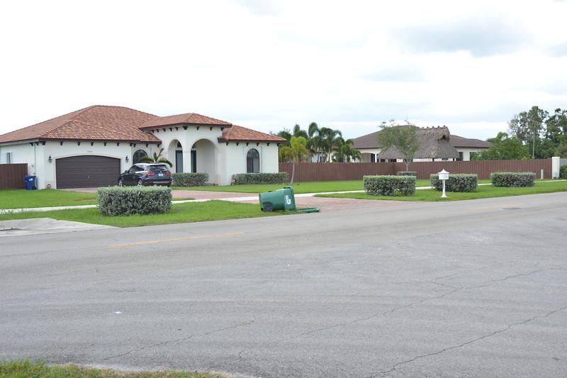 Juanito's street