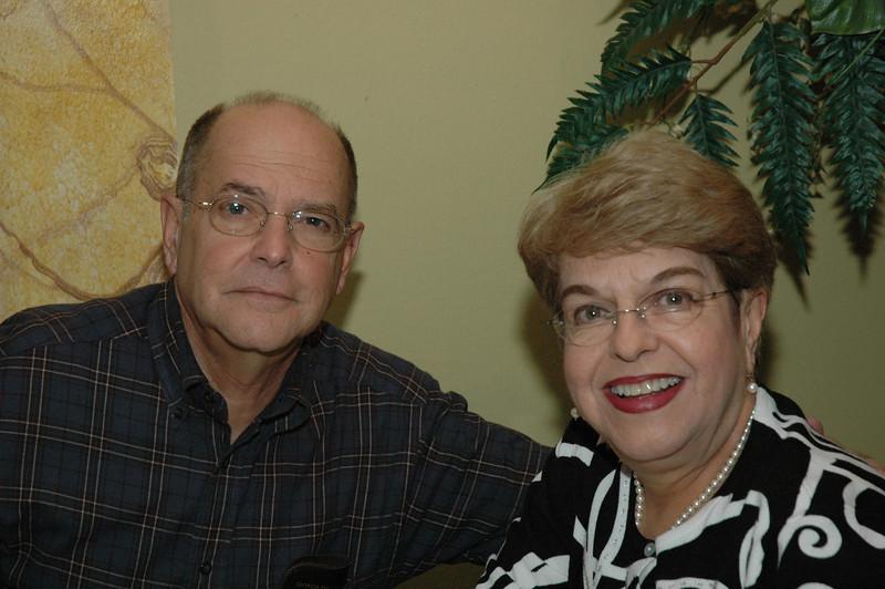 Ed and Nila