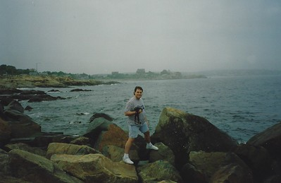 Honeymoon in New England