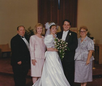 Wedding Day - June 13, 1992