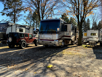Woodchip Campground Site #A2