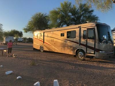 Apache Junction KOA, AZ