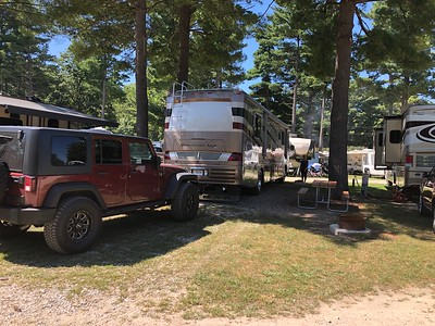 Eby's Pines Campground Site#309
