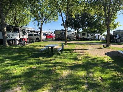 Lake Shore RV Park Site 208