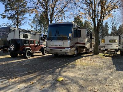 Woodchip Campground #A2