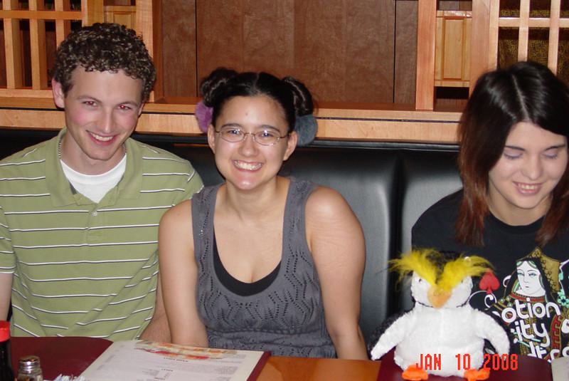 John, Tara and Kristen