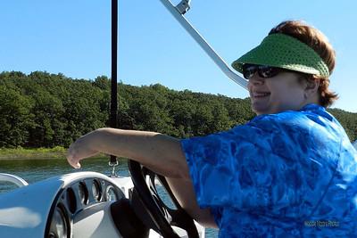 Our trip to Stockton Lake, Sept 2013