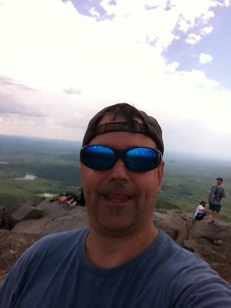 Hike to Monadnock 2012