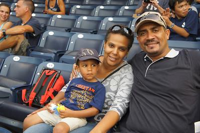 Yankee Game_Summer 2012