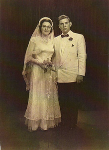 Wedding Day--1951