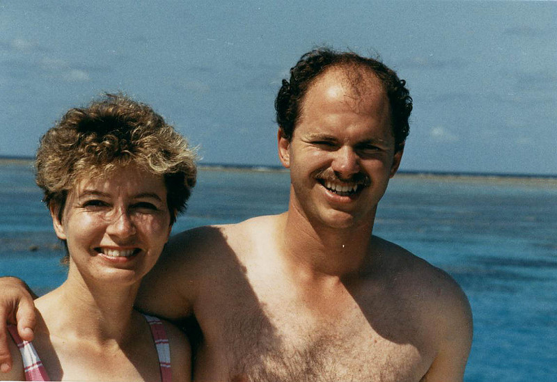 Great Barrier Reef<br /> Australia, 1989