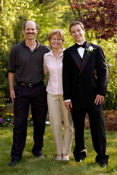 Kent's graduation <br /> May 2006