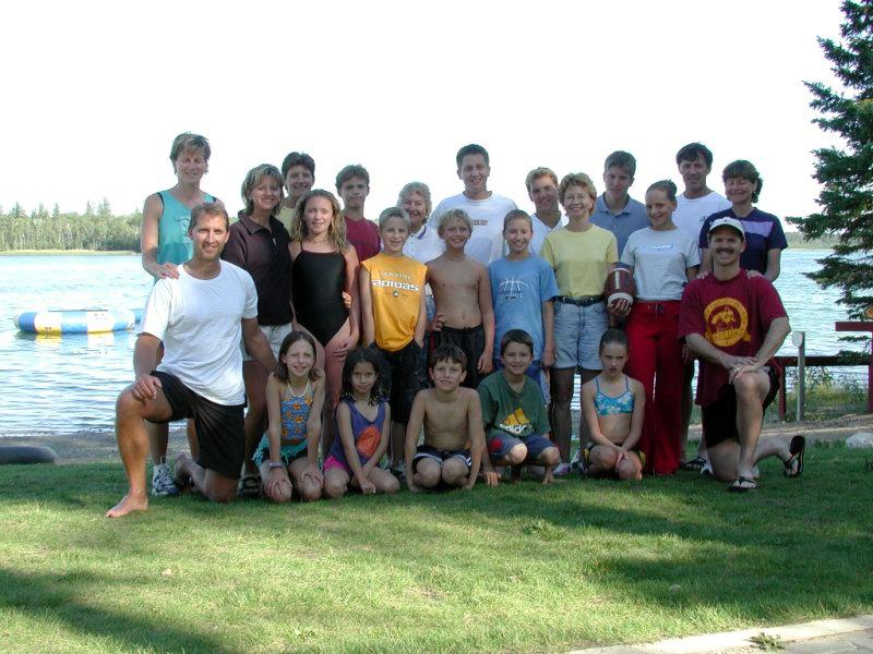 Owen Reunion<br /> Christopher Lake, Saskatchewan<br /> August, 2002